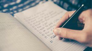 checklist helderheid over de start van jouw kind